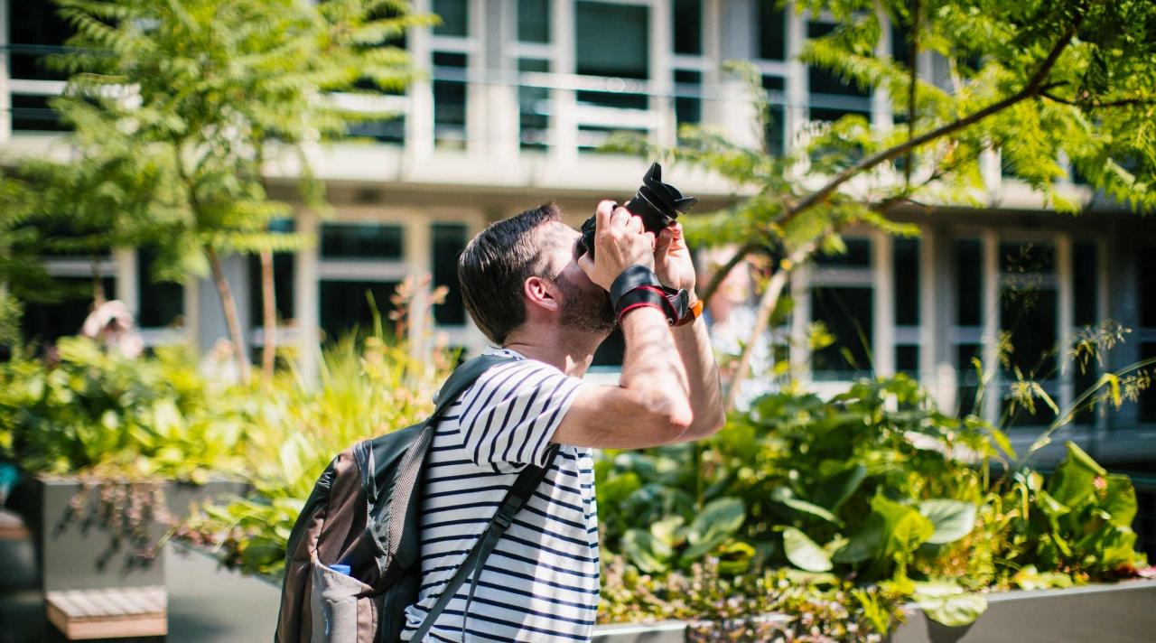Fotograferen en filmopnamen