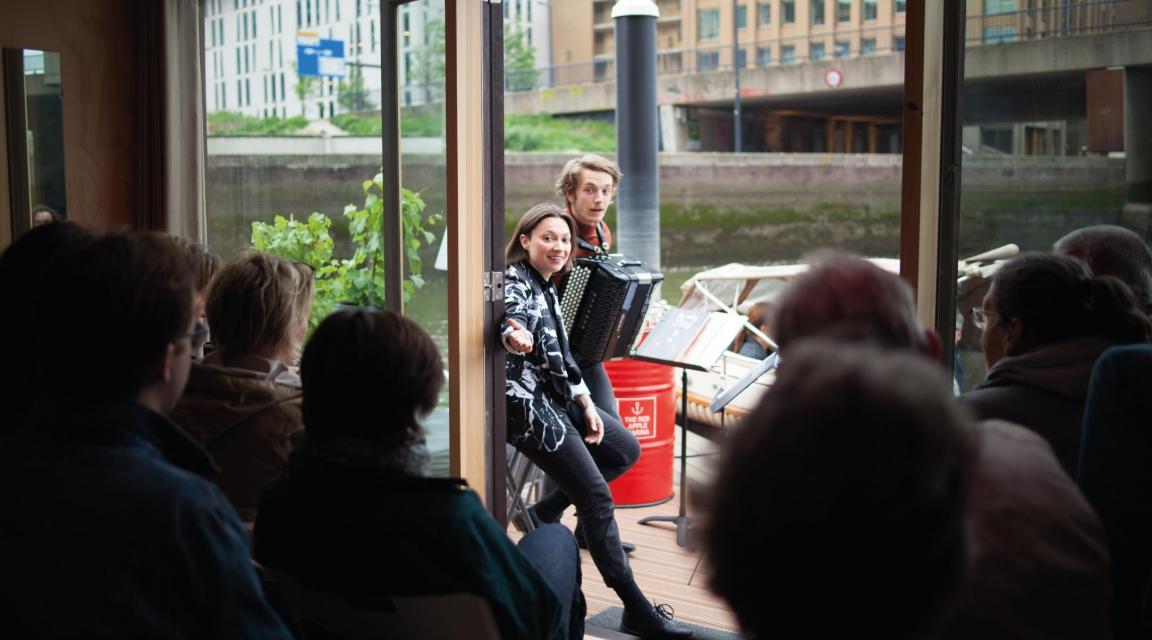 Operadagen Rotterdam Huiskamerconcert XL