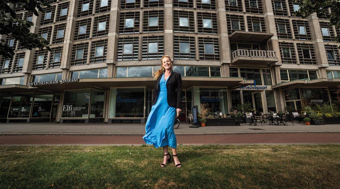 Birgitta Padberg: 1 jaar Groot Handelsgebouw