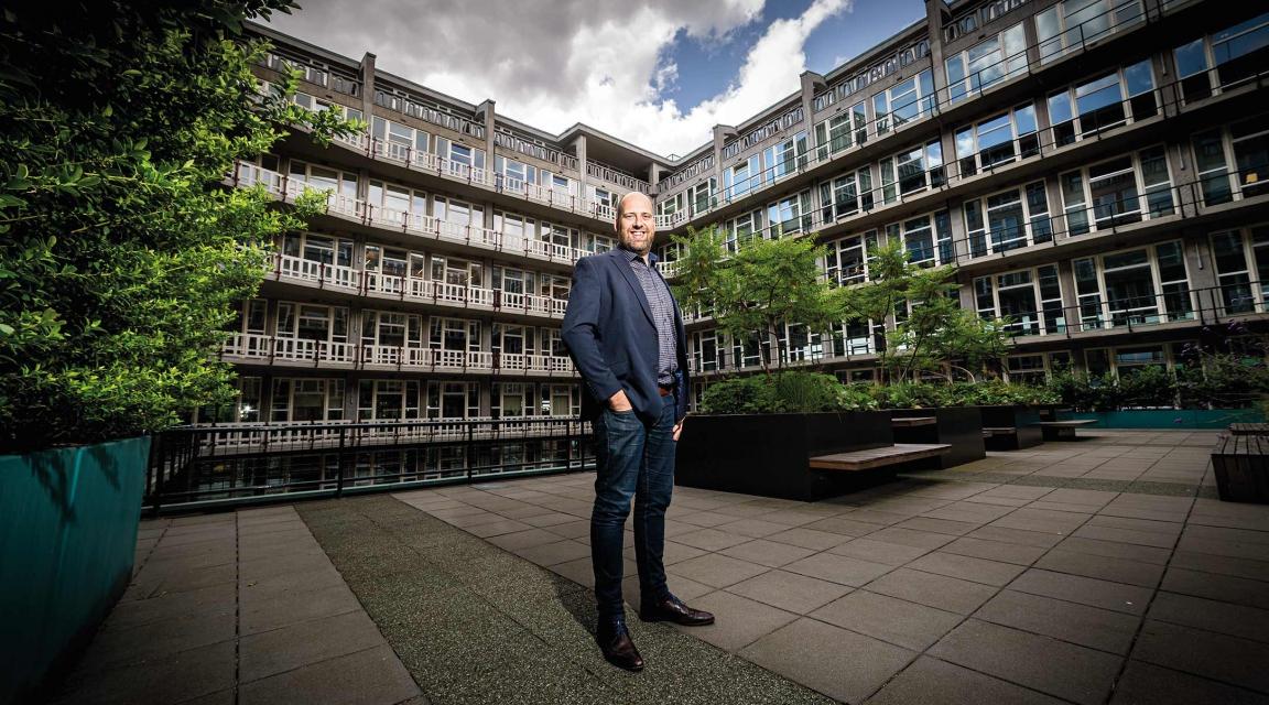 Maak kennis met ons team: Martijn Volkers